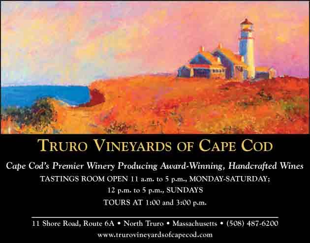truro vineyards of cape cod   north truro ma   dining on
